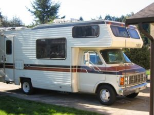 what would you trade for a motorhome