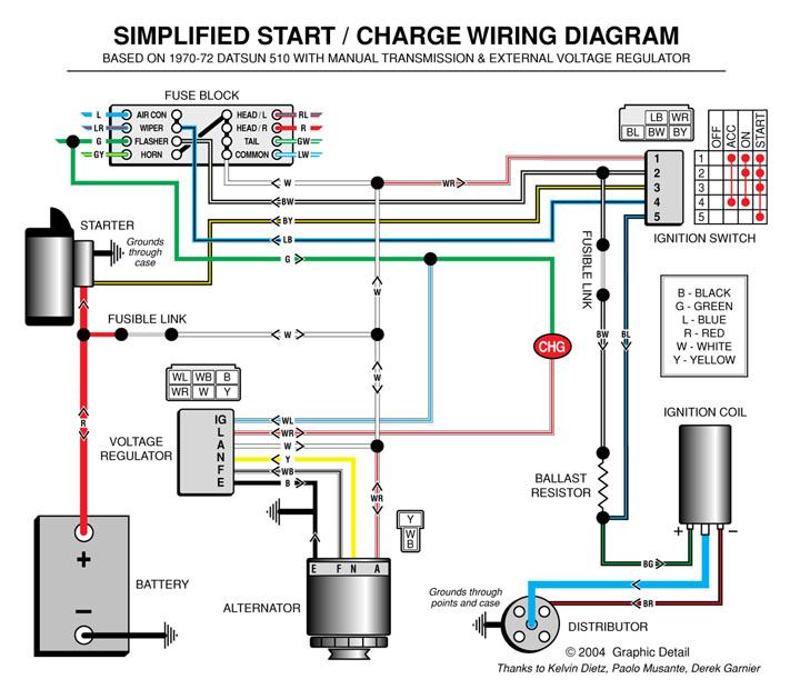 Newprotest Org Datsun 510 Blog, Sr20det Wiring Diagram